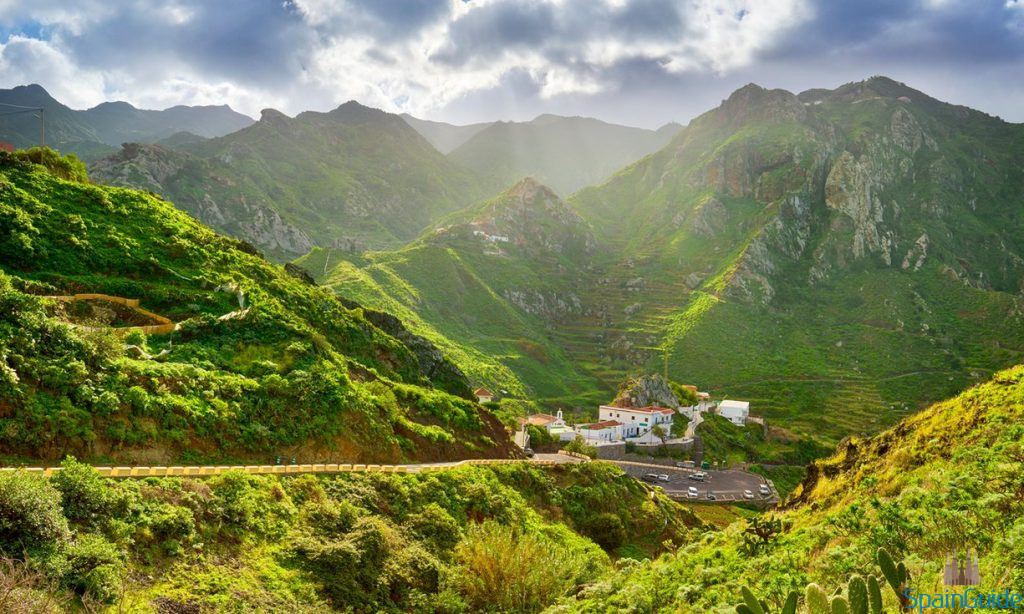 Горы на Тенерифе