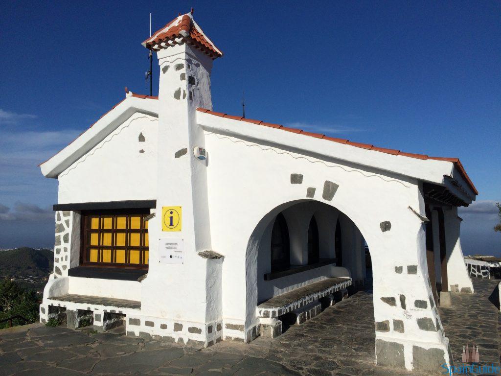 туристический центр caldera de bandama
