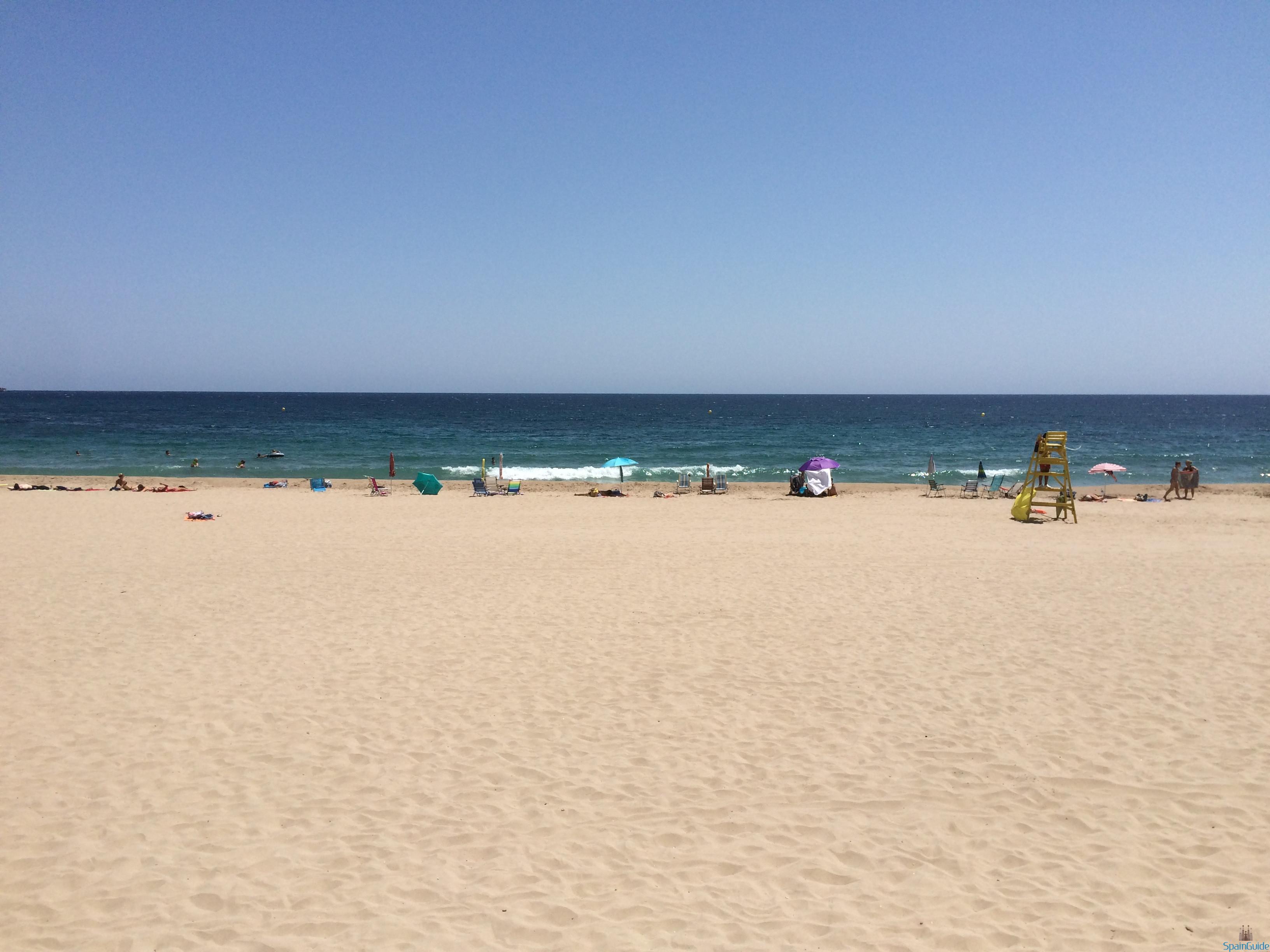 La Playa de La Vila Joiosa