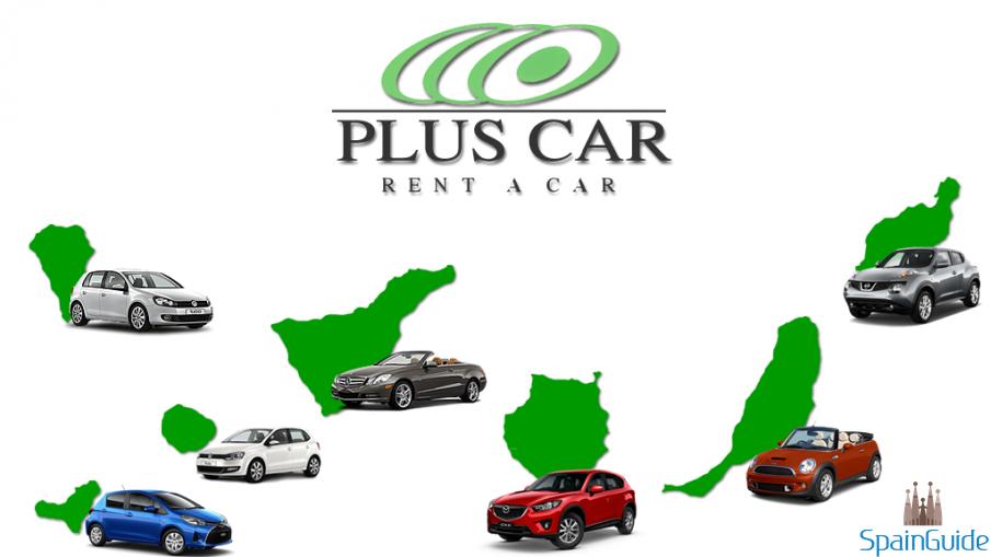 PlusCar Car Hire