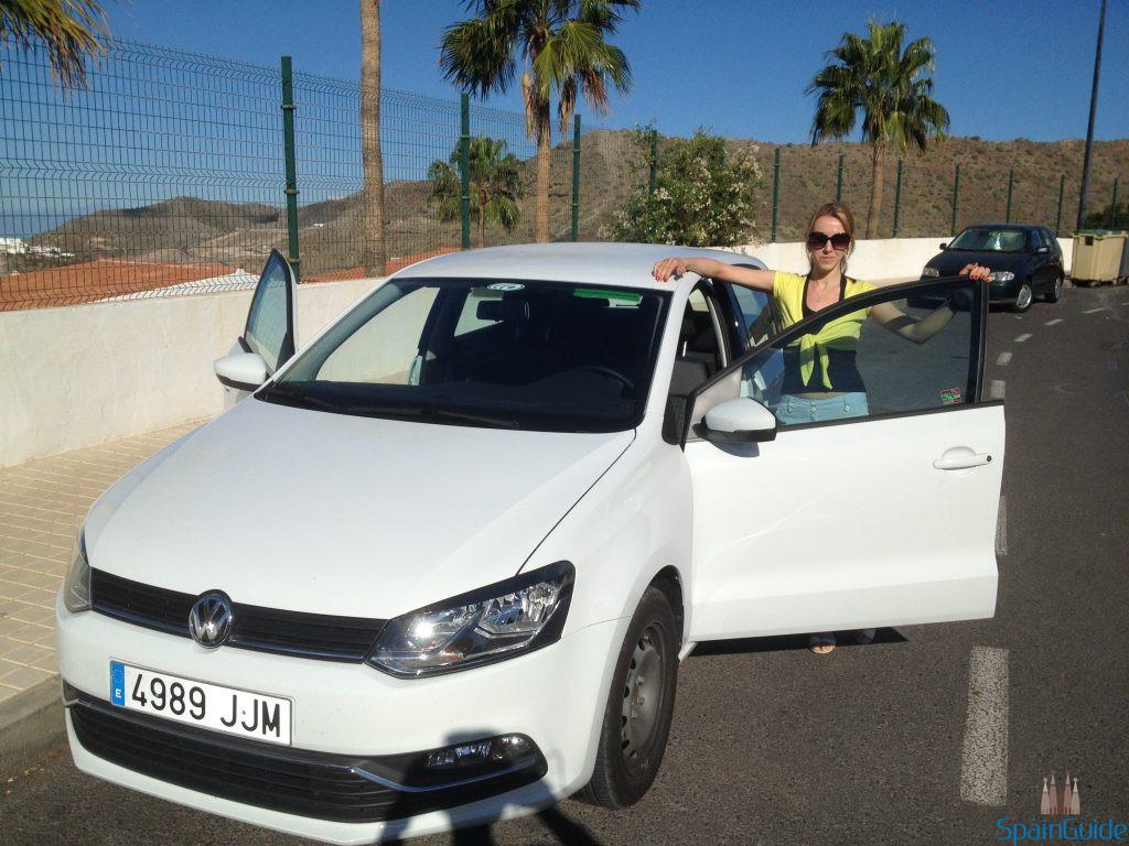 Аренда автомобиля на Канарских островах PlusCar