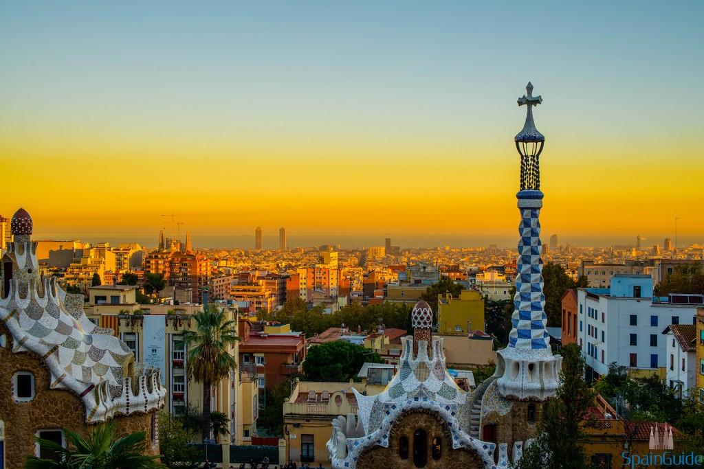 Barcelona-Guell