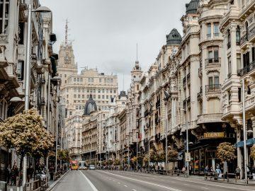 Выходные в Мадриде
