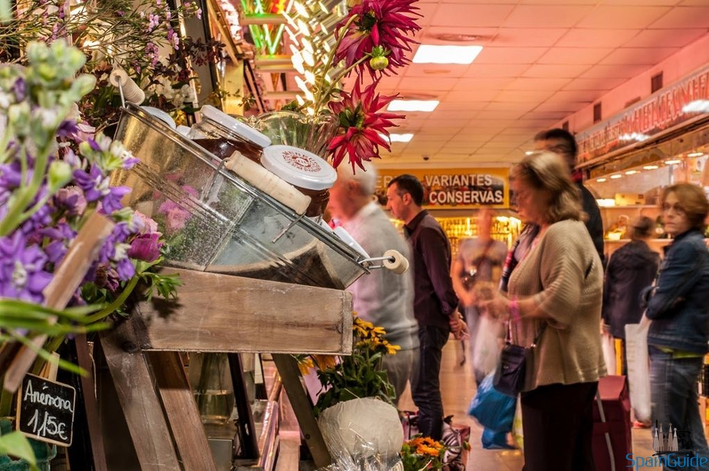Mercado de Anton Martin