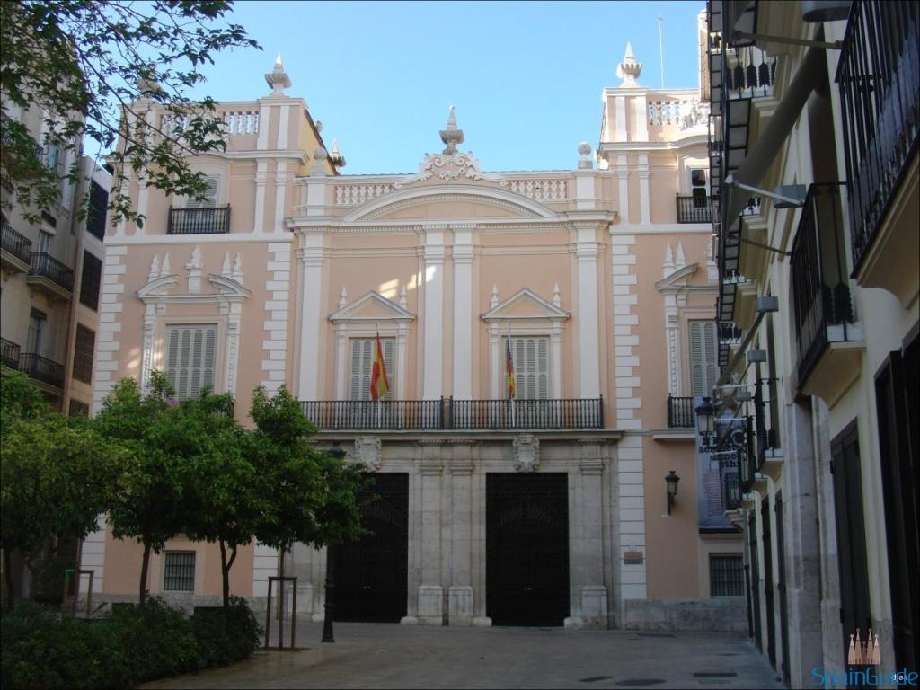 Palacio del Marques de Campo Valencia
