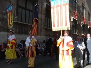 День города в Валенсии