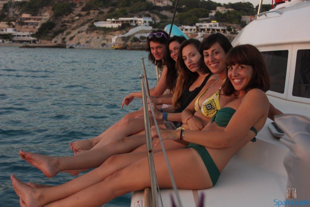 Аренда яхты на Ибице