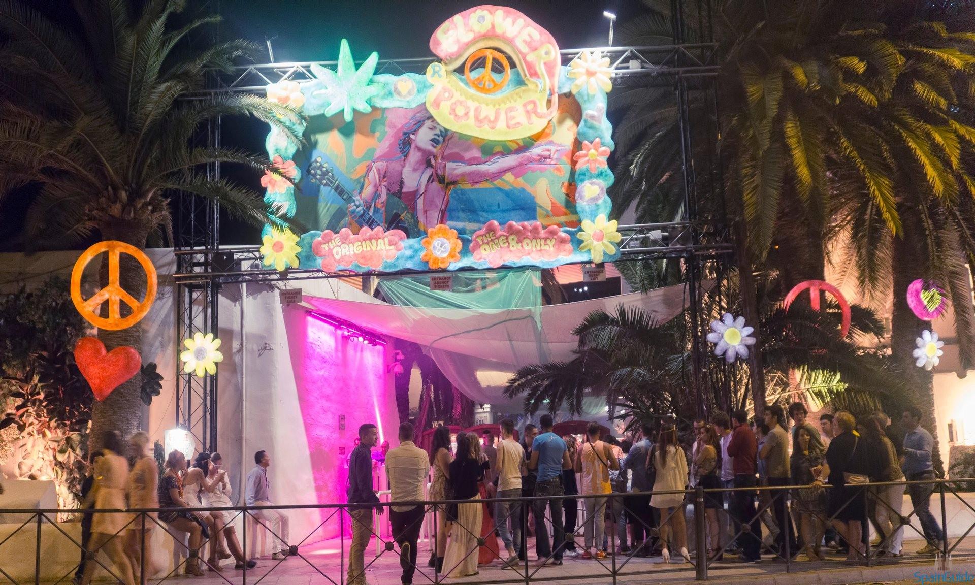 Pacha club Ibiza