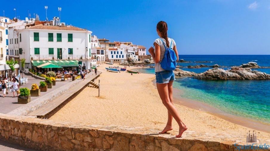 spain andalucia girl barefoot españa chica descalza