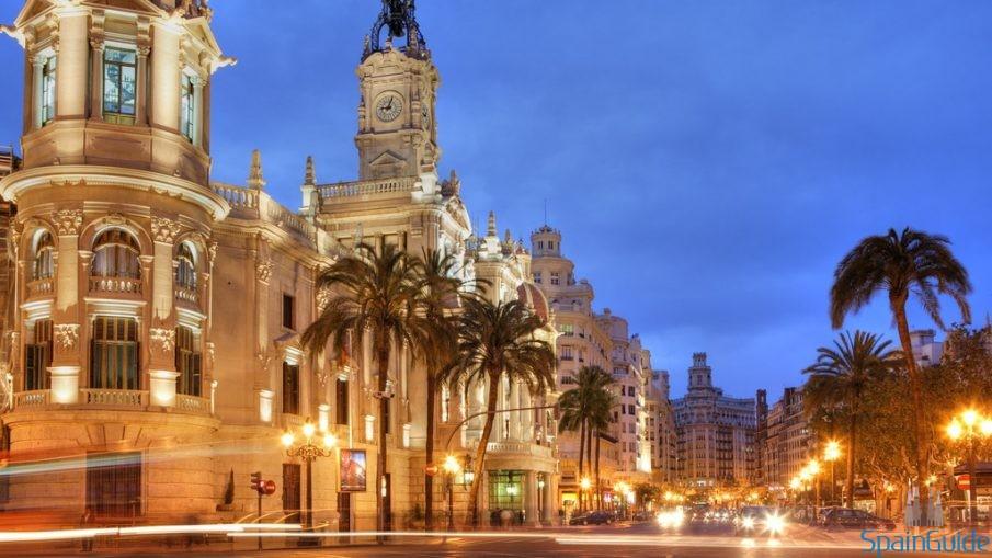 Holidays in Valencia