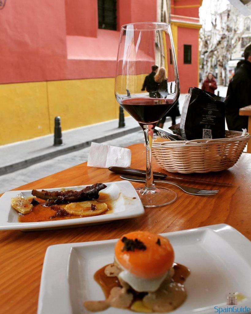 Bar Eslava Sevilla